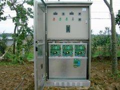 路灯节电控制柜-佛山